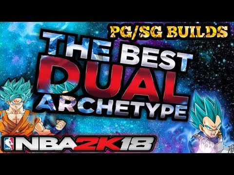 NBA 2K18 POINT GUARD SHOOTING GUARD BUILD ATTRIBUTES | PG SG MISTAKES & TIPS