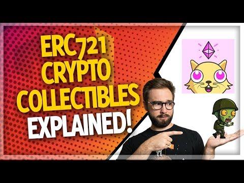 ERC721 Ethereum (EXPLAINED!)   Ethereum Tokens