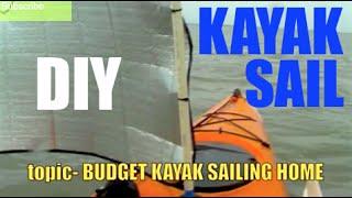 Yak'n Texas- Budget Kayak Sailing Home- Kayak Fishing How To
