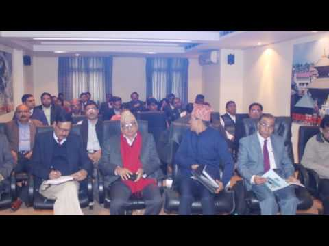 Nepal Investment Summit 2017 | Nepal Embassy New Delhi Conference