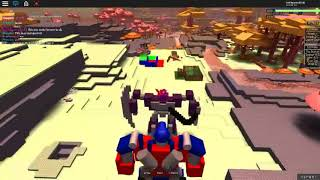roblox/transformers in sein ein Alien
