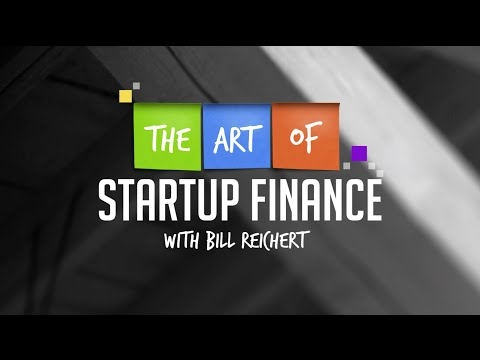 The Art of Startup Finance: Introduction