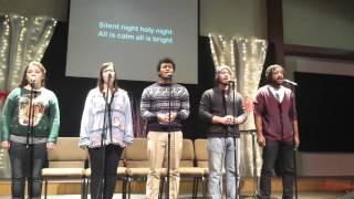 Pentatonix-Silent Night--Cover by Perfect 5th