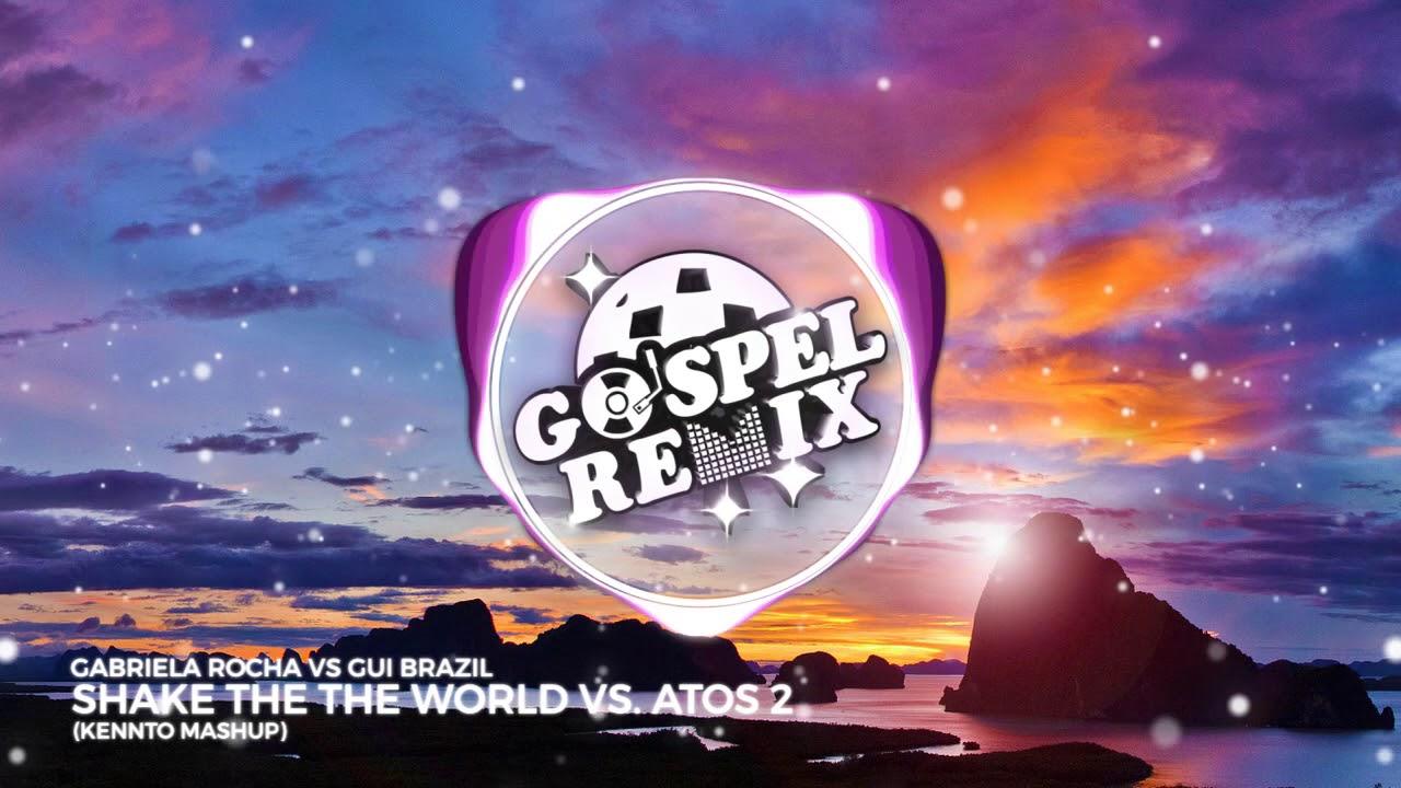Gabriela Rocha - Atos 2 (KENNTO Mashup)  [Electro House Gospel]