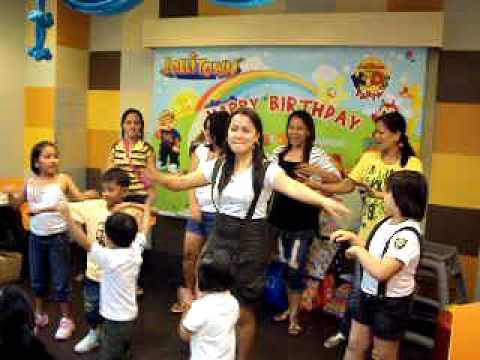 Kiddie Kwela Khian Gregorio B-Day Party 04