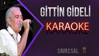 Sen Benden Gittin Gideli Karaoke 4k