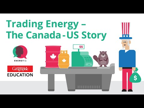 Trading Energy – The Canada-US Story