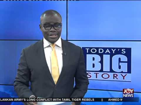 Coup in Burkina Faso - Today's Big Story on Joy News (17-9-15)