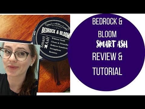 Bedrock & Bloom Smart Ash Review & Tutorial