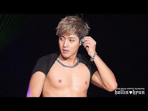 140816 Kim Hyun Joong 김현중 金賢重 - Hot Stage of 'Phantasm(夢幻)'@Shanghai