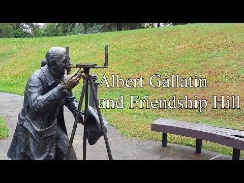 Albert Gallatin and Friendship Hill