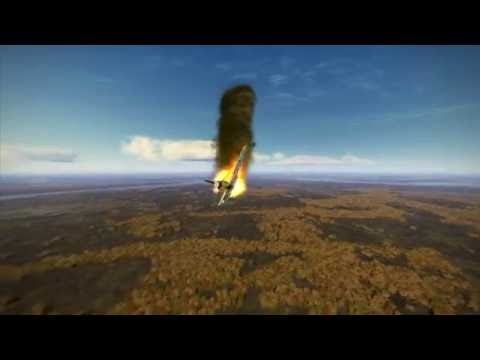 IL2: Battle of Stalingrad Crashes, Kills and Explosions part 2