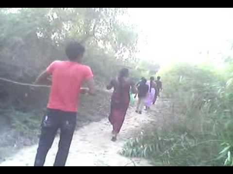Nizampatnam beach walk