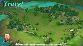 Travel _ Geffen Field - RAGNAROK BGM MUSIC
