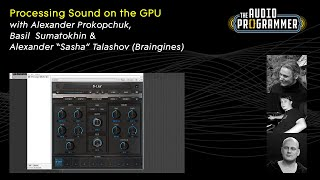 Braingines - Processing Sound on the GPU