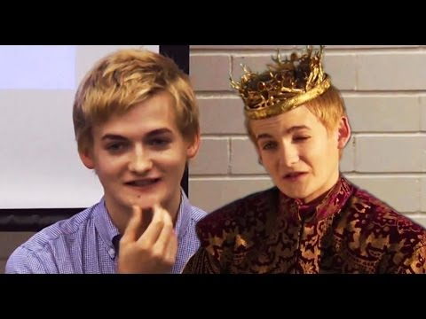 Jack Gleeson aka King Joffrey from Game of Thrones answers e