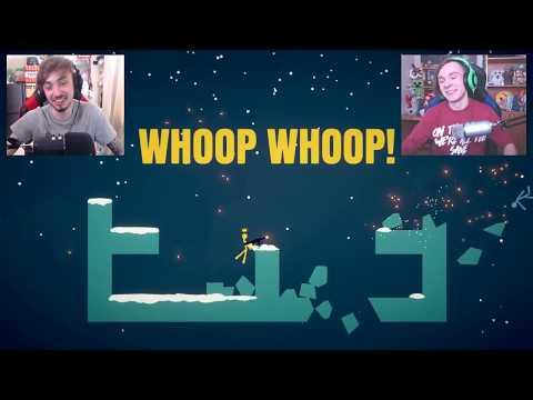 видео: НИКТО НЕ СМОЖЕТ ПОПАСТЬ В ЧЕРНУЮ ДЫРУ! (STICKMAN FIGHTER)