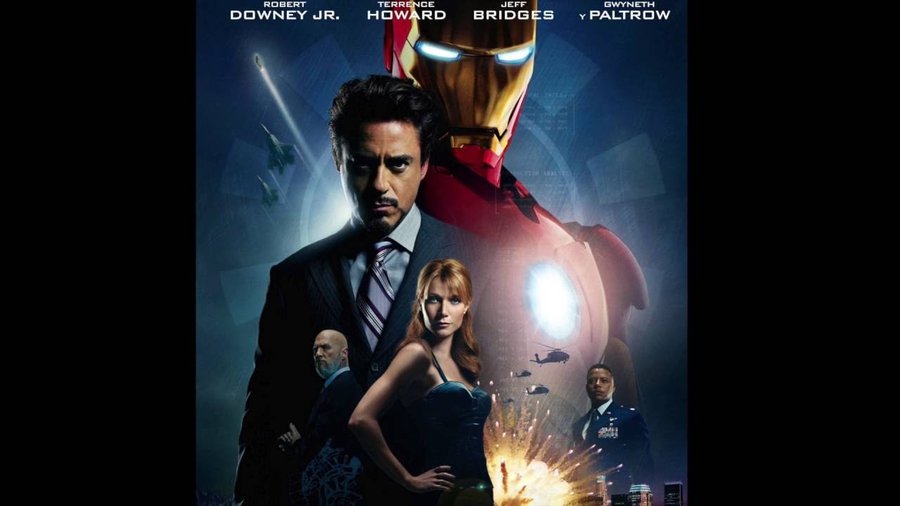 All marvel cinematic soundtrack from iron man 2008 to j for Domon man 2008