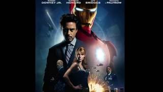 All Marvel Cinematic soundtrack from Iron Man 2008 to J. Jones 2015