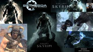 Skyrim Soundtrack   The Streets of Whiterun HD/HQ