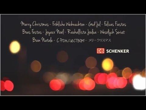 fr hliche weihnachten mit db schenker merry christmas with. Black Bedroom Furniture Sets. Home Design Ideas