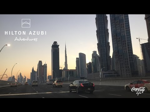 HILTON AZUBI ADVENTURES Part 1 ★ Dubai Film (Director's Cut) from YouTube · Duration:  6 minutes 55 seconds