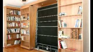 Smart Spaces: Library Bed