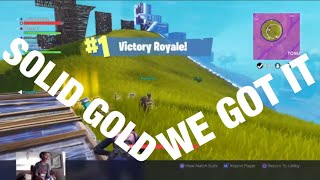 NEW GAME MODE SOLID GOLD (WIN)