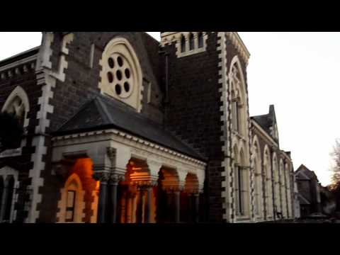 Exploring New Zealand #6: Christchurch Cathedral Square and Canterbury Museum