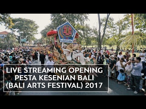 Pesta Kesenian Bali (Bali Arts Festival) 2017
