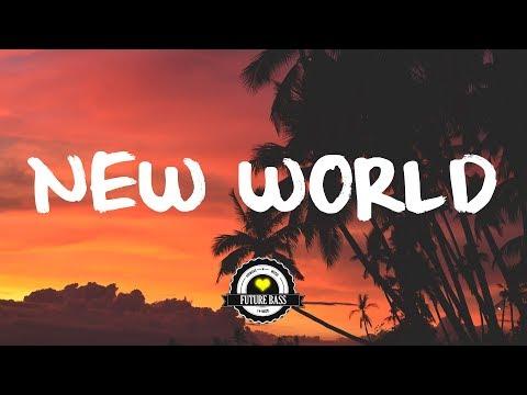 Krewella, Yellow Claw - New World Ft. Taylor Bennett (Lyric Video) | Techlics Remix