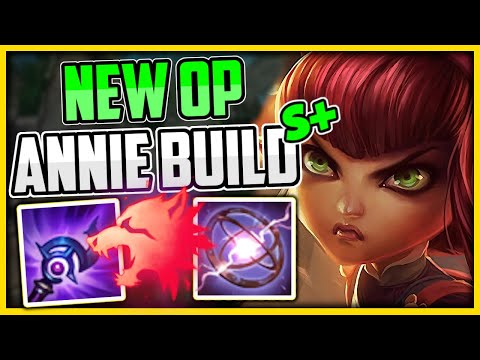 HOW TO PLAY ANNIE MID AND CARRY | Best Build & Runes | S+ Annie Commentary Guide - League Of Legends