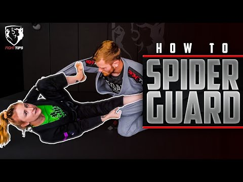 How to Spider Guard (+ 3 Sweeps!)