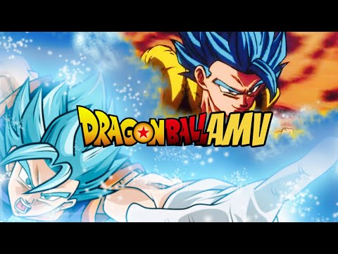 Gogeta BLUE!!! And Vegito BLUE!!! | Blizzard By Daichi Miura - Official English Version