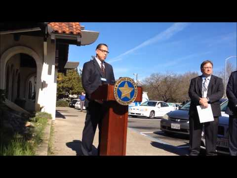 Elk Grove Police, US Postal Service Announce Arrests of Three Suspects