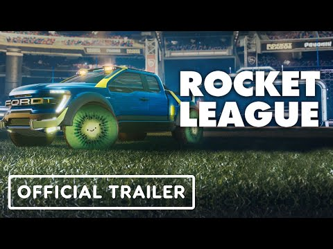 Rocket League - Official Ford F-150 Trailer