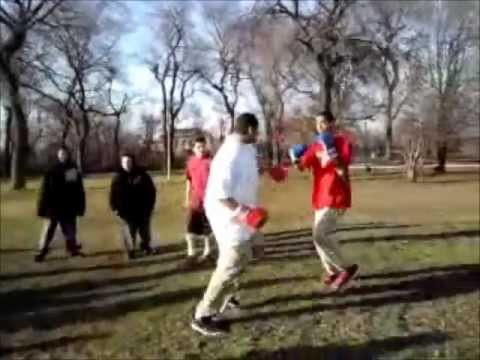 Chicago east side boxing vol1 2010  YouTube