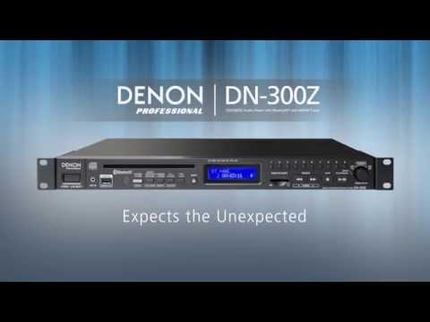 Denon Professional DN-300Z Media Player