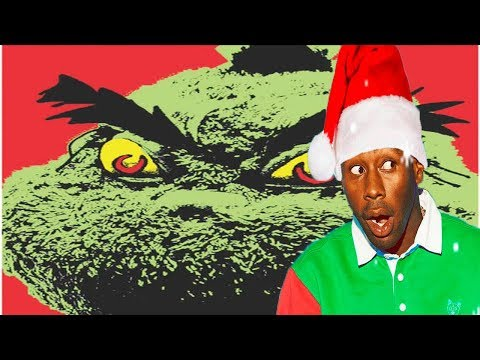"""TYLER THE CREATOR - """"MUSIC INSPIRED BY DR SEUSS THE GRINCH"""" EP FIRST REACTION/REVIEW!!!"""