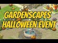 GARDENSCAPES NEW ACRES Gameplay Story Playthrough | Halloween Event with Working Hack