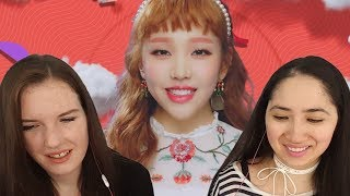 "Baek A Yeon ""Sweet lies (Feat. The Barberettes)"" Reaction Mp3"