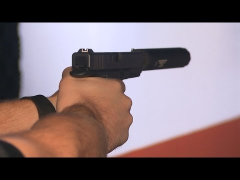 GOP introduces new gun silencer law - YouTube