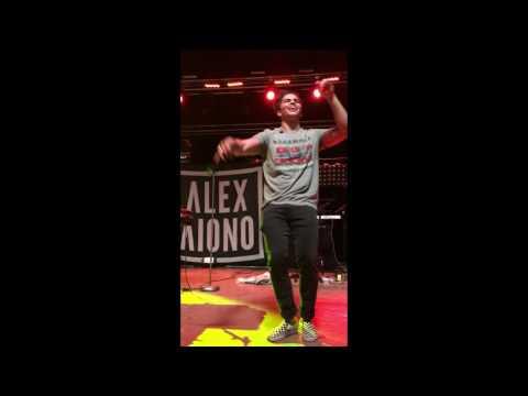 William Singe & Alex Aiono The Changes Tour Dallas, Texas