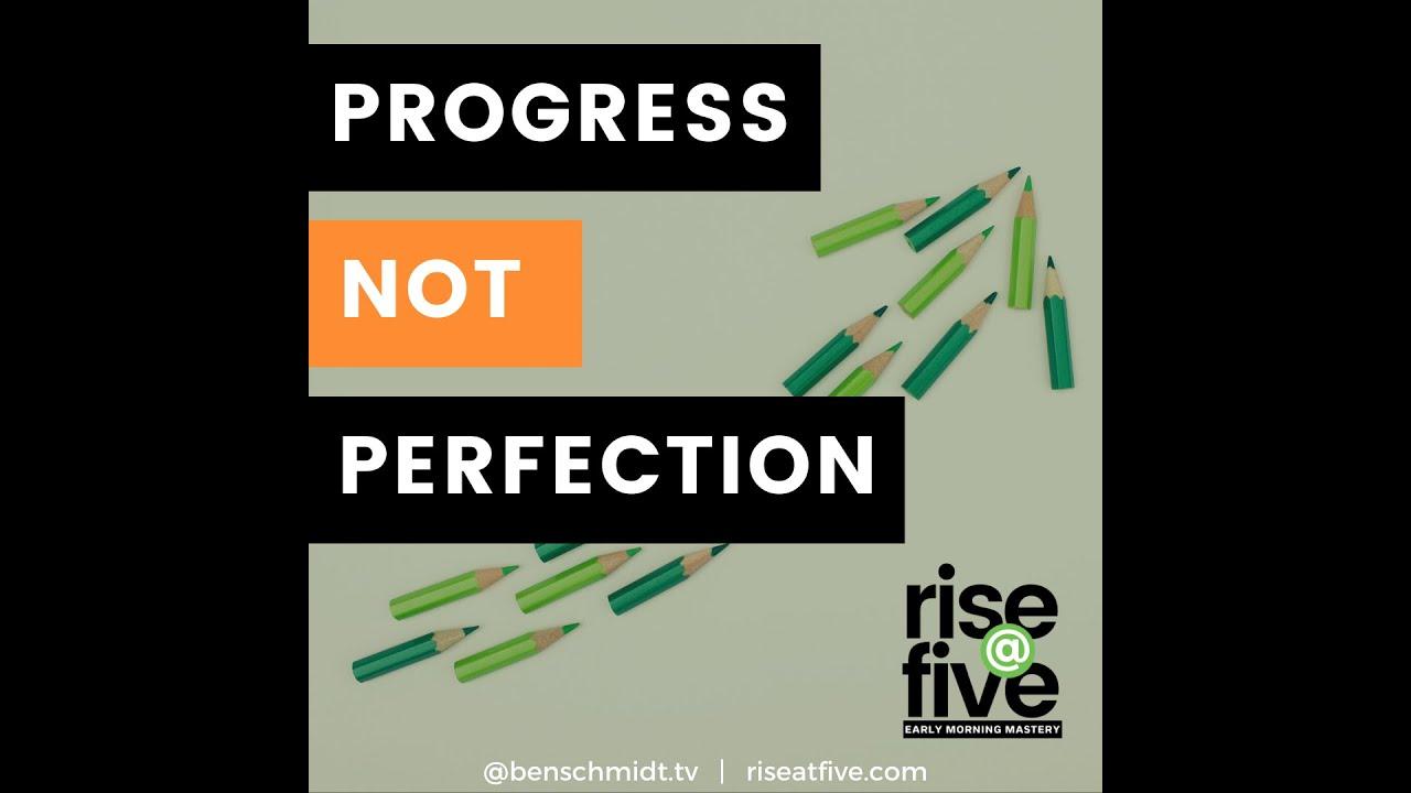 Alarm Fail: progress not perfection