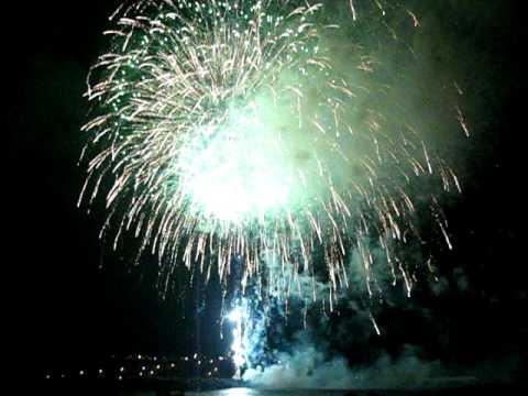 青森県 深浦 花火大会 / Firework Festival in Fukaura, Aomori Prefecture Japan