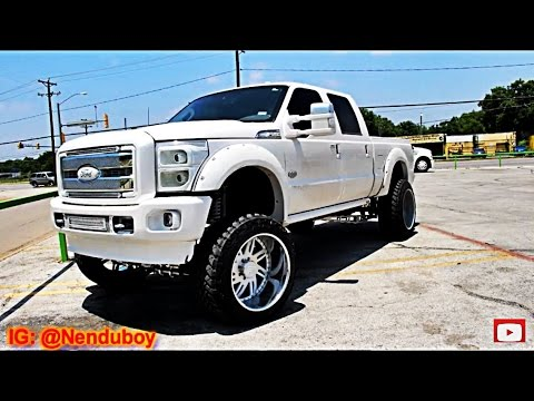 2017 Best Lifted Ford F-250 Super Heavy Duty - YouTube