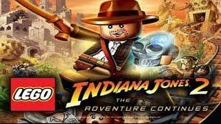 LEGO Indiana Jones 2 100% segmented speedrun in 6:33:47