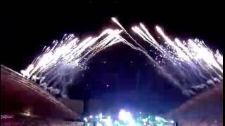 Ultra Europe 2016 Dash Berlin fireworks
