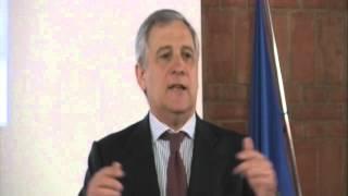 Antonio Tajani - Vicepresidente della Commissione Europea