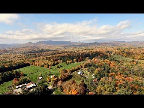 Epic New Hampshire Fall Foliage 2018